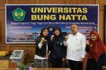 Sri Anggreini, Alumni FTI Mendapat Beasiswa S-2 ke Jepang