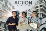 Mahasiswa Teknik Arsitektur Universitas Bung Hatta Juara Sayembara di Jakarta dan Bali
