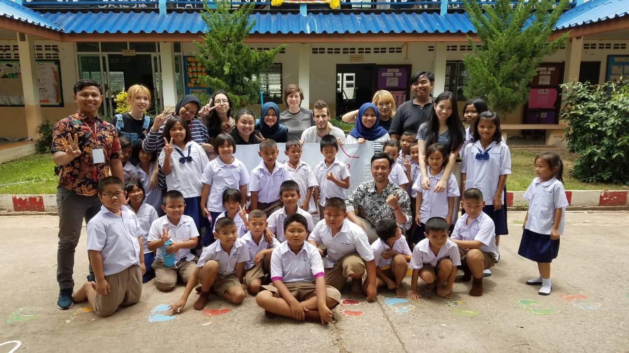 Iwan Gunawan, Mahasiswa TeKim UBH Diundang dalam Ajang Bergengsi di Thailand