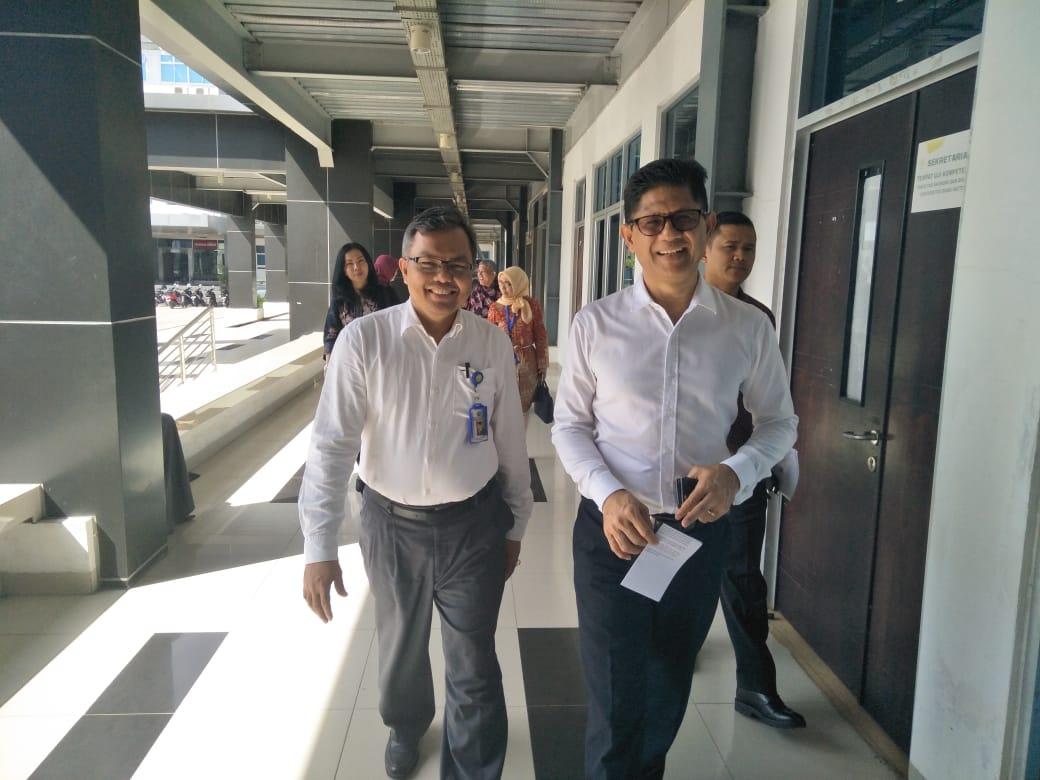 KPK Bekerja Sama dengan BHAKTI Universitas Bung Hatta Selenggarakan Sarasehan Pustaka