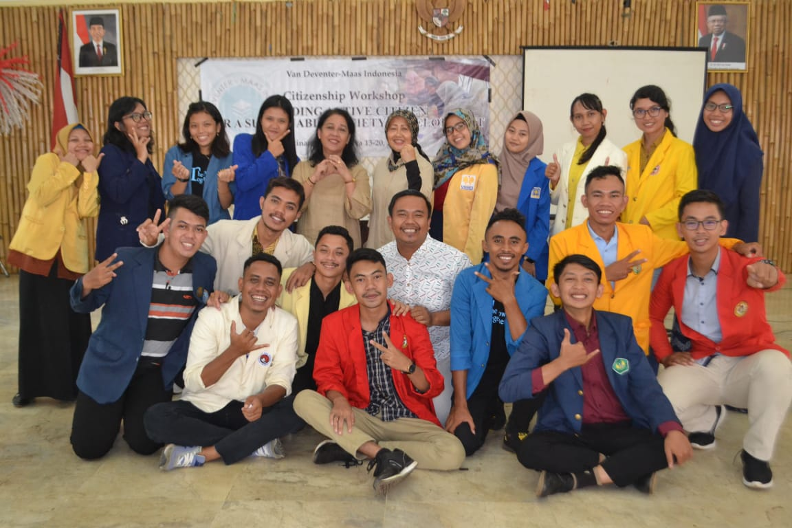 Mahasiswa Prodi PPKn FKIP UBH Ikuti Citizenship Workshop
