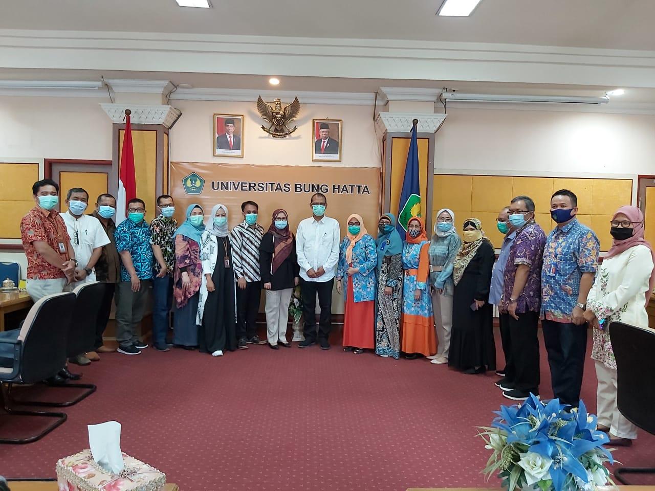 Universitas Bung Hatta Ikuti Wasdalbin 2020
