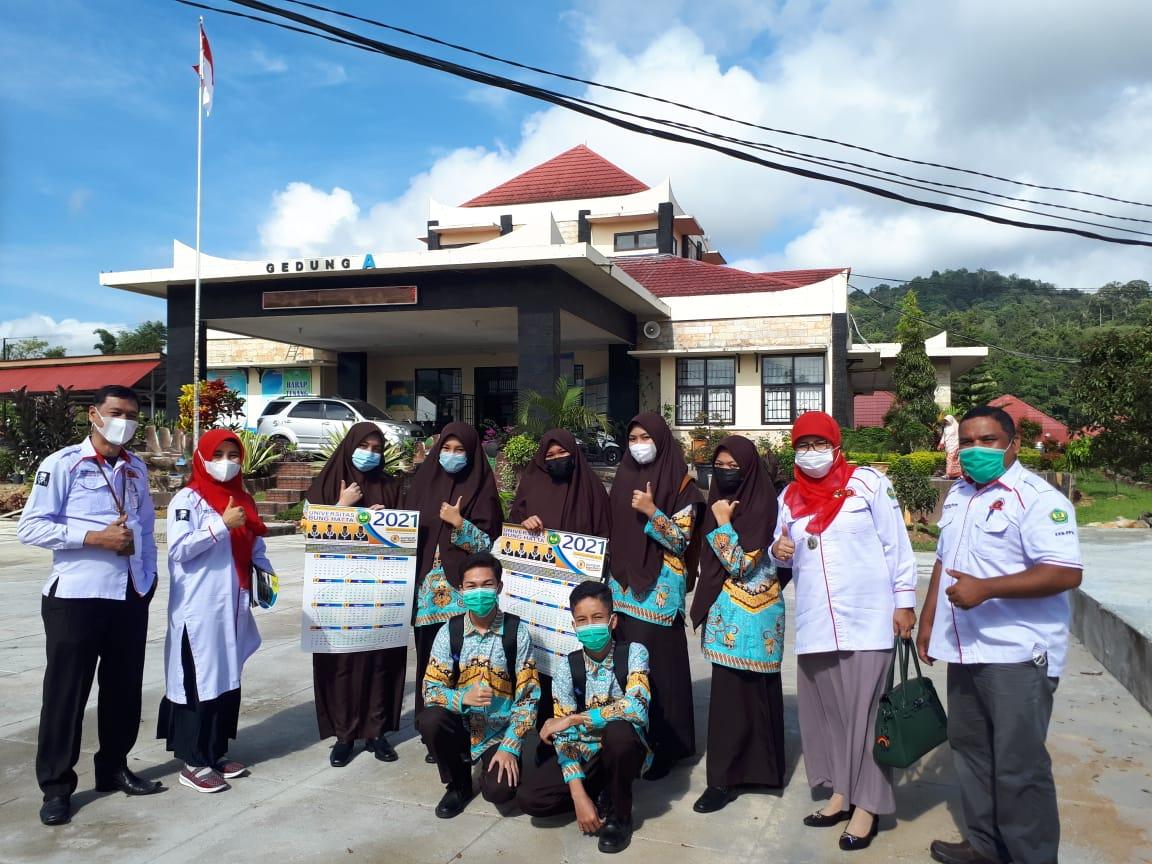 Kunjungan Tim KKN-PPM Universitas Bung Hatta ke Kabupaten Solok
