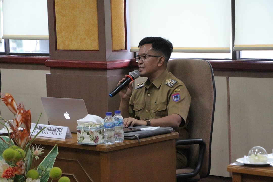 Penjajakan Kerja Sama Strategis, Wakil Wali Kota Payakumbuh Berkunjung ke Universitas Bung Hatta