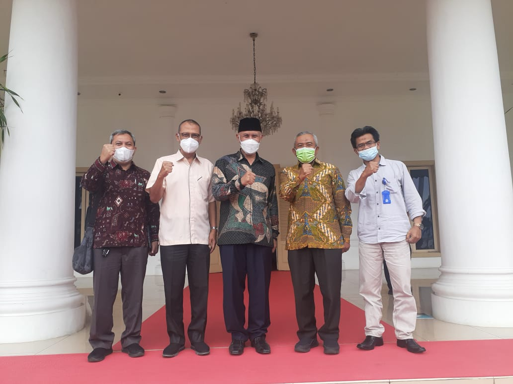 Gubernur Sumatera Barat Dukung Universitas Bung Hatta dan LLDikti Wilayah X Laksanakan Entrepreneurship Award V