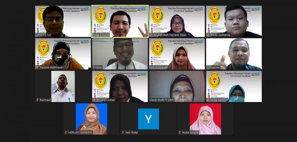 FTI Universitas Bung Hatta Laksanakan Program Pertukaran Mahasiswa dengan Dua Kampus Nasional
