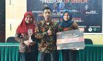 Mahasiswa Universitas Bung Hatta Juara 2 Lomba Debat Gebyar Muslim Hukum