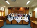 Delegasi International Islamic University Malaysia (IIUM) Kunjungi Program Studi ...