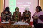 Tingkatkan Literasi, Perpustakaan MPR RI dan Universitas Bung Hatta Jalin Kerja Sama