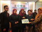 Fakultas Hukum Universitas Bung Hatta Raih Juara 3 Lomba Debat Nasional MPR Ting ...