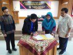 PT Media Indotama Expo dengan Fakultas Ekonomi dan Bisnis UBH Tanda Tangani Perj ...