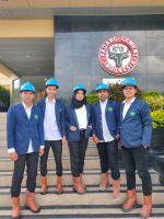 PT Semen Padang Terima 5 Orang Lagi Mahasiswa FTI Universitas Bung Hatta dalam Program Magang Mahasiswa Bersertifikat (PMMB)
