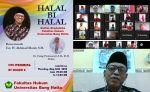 Halal Bi Halal Civitas Akademika Fakultas Hukum Universitas Bung Hatta