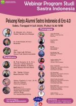 Webinar Prodi Sastra Indonesia Universitas Bung Hatta