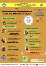 Webinar Series Transformasi Pembelajaran pada Era Merdeka Belajar
