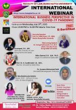 International Web Seminar (Webinar) Faculty of Law Bung Hatta University