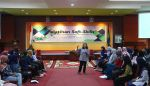 CDC Universitas Bung Hatta Adakan Pelatihan Berkomunikasi dan Bekerjasama Dalam Tim.