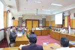 Rapat Pembangunan Masjid Asiah Kampus II