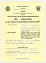 Universitas Bung Hatta Serah Terima Naskah Kerja Sama dengan Provinsi Sumatra Barat