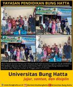 Gelar Aksi Sosial: Mahasiswa Pendidikan Bahasa dan Sastra Indonesia Universitas  ...