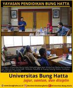 Pustikom Universitas Bung Hatta Menyelenggarakan Workshop Media Komunikasi dan R ...