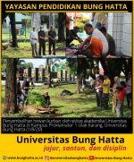 Perayaan Idul Adha 1441 H, Sivitas Akademika Universitas Bung Hatta Kurbankan 9 Sapi