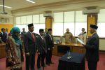 Pelantikan Kepala Bidang Organ Pelaksana Yayasan Pendidikan Bung Hatta Masa Bakt ...