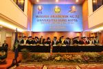 Semarak Wisuda ke-72 Universitas Bung Hatta
