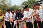 Rektor dan Jajaran Universitas Hadiri Peresmian Penerangan Jalan Umum Tenaga Sur ...