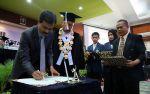 Universitas Bung Hatta dan Saveetha University India Jalin Kerja Sama