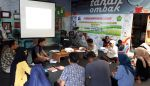 Dosen FKIP Universitas Bung Hatta Adakan Pelatihan Manajamen Perpustakaan berbas ...