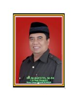 Sosok : Dr. Drs. M. Sayuti Datuk Rajo Pangulu, M. Pd.