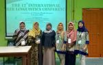3 Mahasiswa Sastra Inggris Universitas Bung Hatta Tampil di Konferensi Linguisti ...