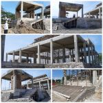 Perkembangan Pembangunan Masjid Asiah Kampus Proklamator Universitas Bung Hatta