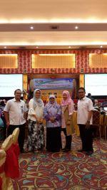 Badan Penjaminan Mutu dan Prodi PTIK Univ. Bung Hatta ikuti Pelatihan Sistem Pen ...