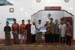 Tim Safari Ramadan Universitas Bung Hatta Berkunjung ke Nagari Api-api Kecamatan ...