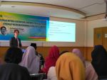 Prof. Masato Tominaga from Saga University, Japan, Delivered an International Gu ...