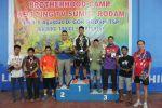 Taufik Hari Adi Mahasiswa Universitas Bung Hatta juara I Turnamen Tenis Meja di  ...