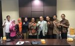 Universitas Bung Hatta Kunjungi  Direktorat Bidang Kemahasiswaan UI