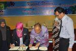 Kuliah Umum dan Penandatanganan MoU Kerja Sama Universitas Bung Hatta dengan UMT ...